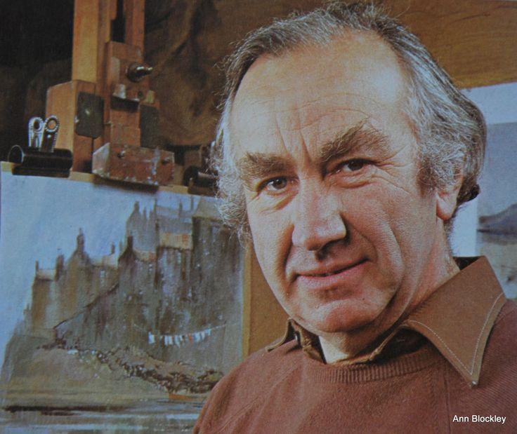 87 Best Images About John Bratby On Pinterest: 87 Best Artists: John Blockley Images On Pinterest