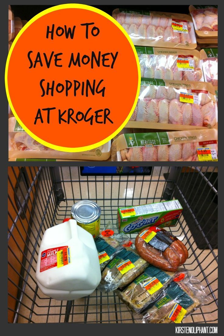 Did you know Kroger can beat even Walmart's prices? How to shop at Kroger to get the BEST deals. Grocery shopping on a budget! grocery budgets
