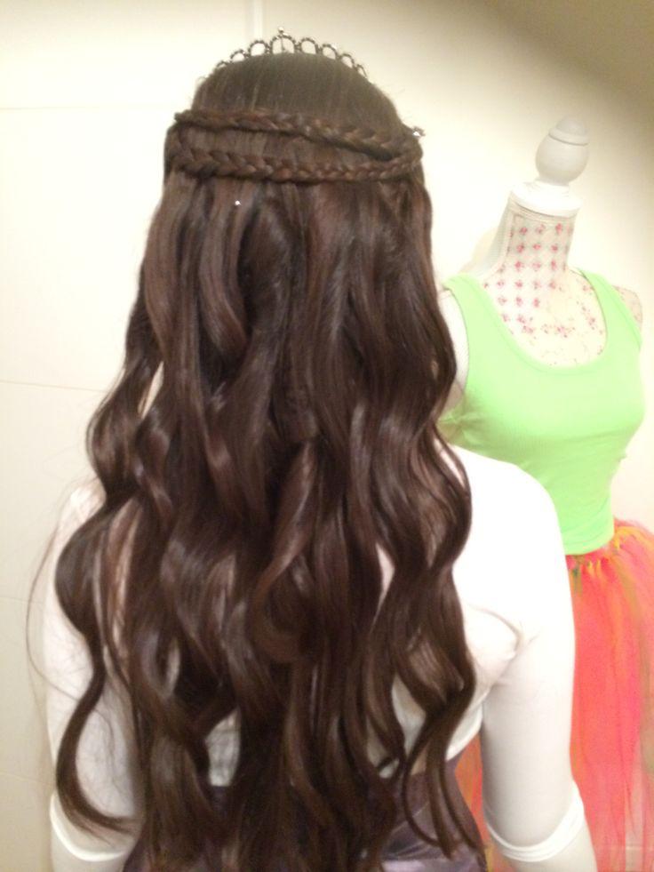 תסרוקות לבת מצווה כל מה שחלמת Hair Styles Long Hair