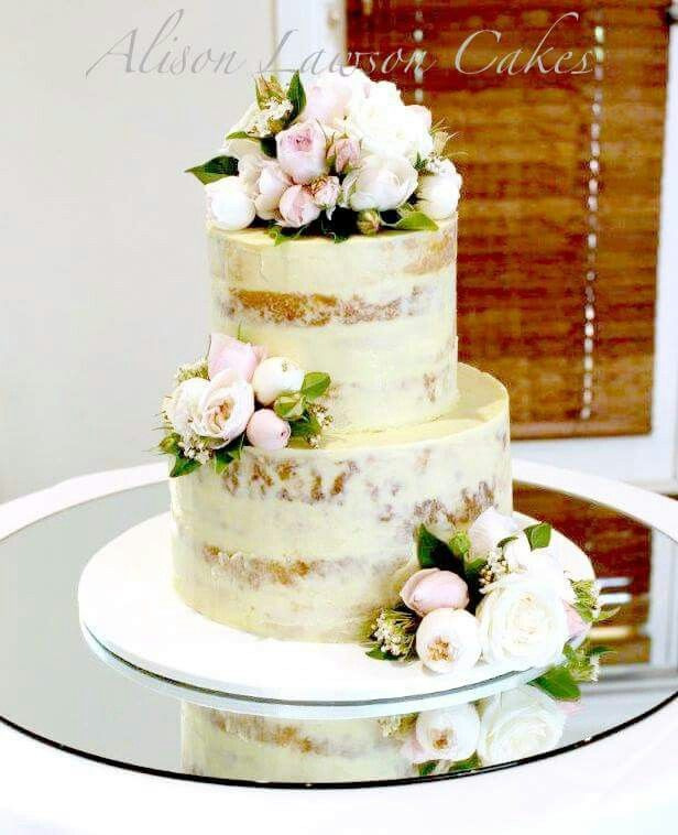 white and chocolate wedding cake semi cake inspiration cakes 케익 27203