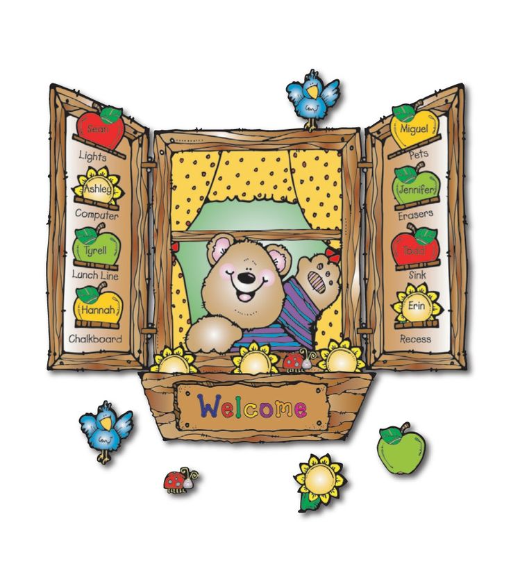31 best my carson dellosa holiday wish list images on pinterest cdwish13 this adorable themed bulletin board set includes a bear in a window fandeluxe Gallery