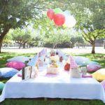 Teddy Bear Picnic Birthday Party on Kara's Party Ideas | KarasPartyIdeas.com (2)