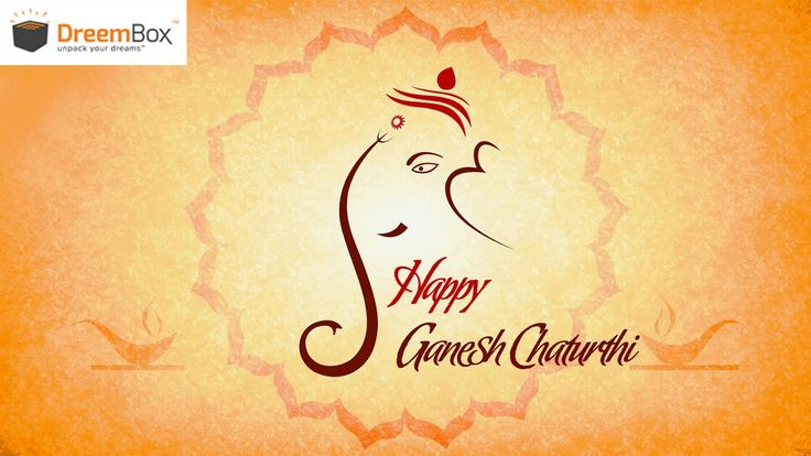 Dreembox Wish You The Greetings Of Ganesh Chaturthi !!