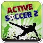 Download Active Soccer 2 APK - http://apkgamescrak.com/active-soccer-2/