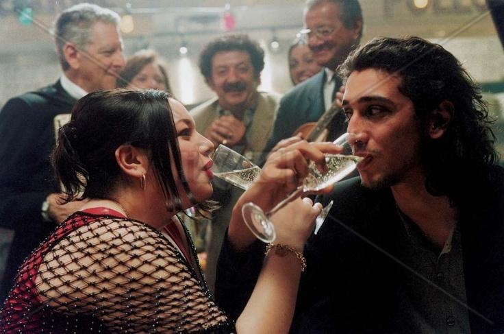 Corrado Fortuna in una scena del film My name is Tanino