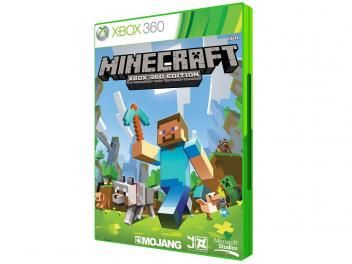 Minecraft para Xbox 360 - Mojang