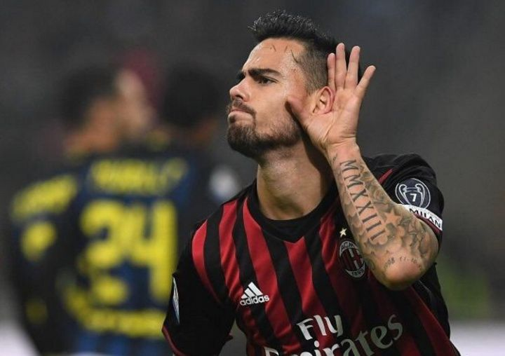Suso confirms that Milan have set ourselves the goal of returning to play in Europe and praises Vincenzo Montella. The  Source