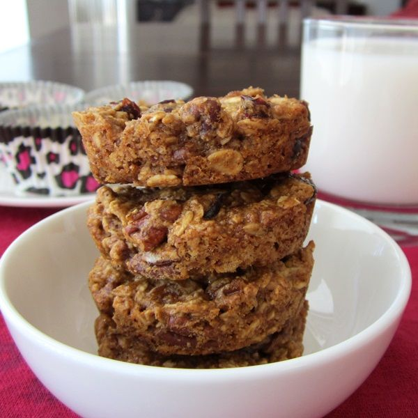 Amazing Healthy Oatmeal Breakfast Cookies