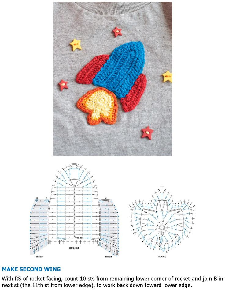 Little crochet modern designs for babie by Rebecca Chan - issuu