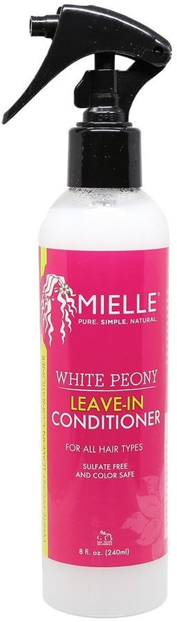 Mielle White Peony Leave In Conditioner #naturalhair #naturalista #teamnatural #naturalhaircommunity #aff