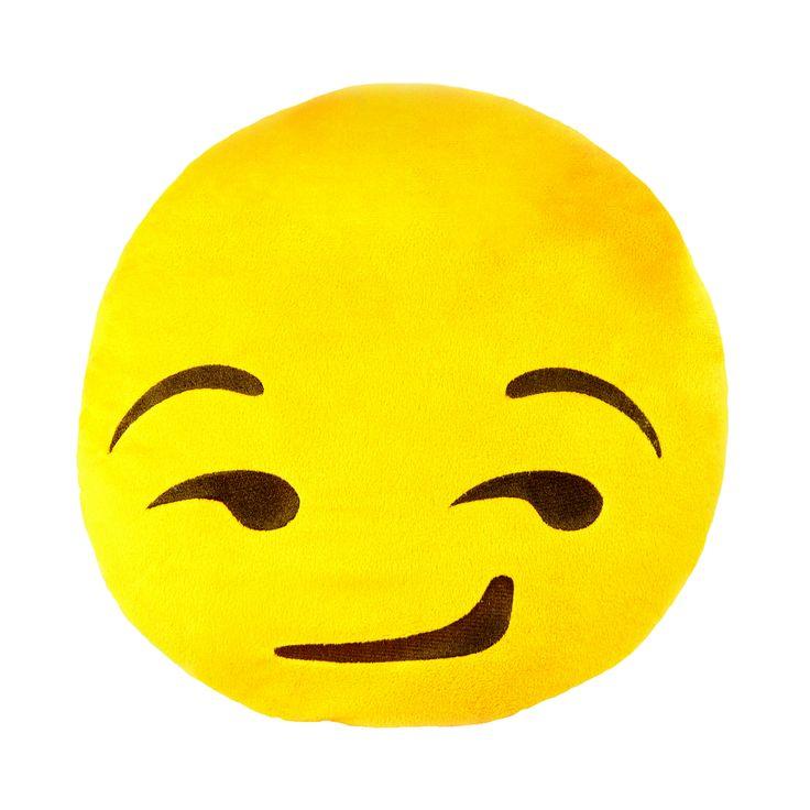 Emoji Pillows® - Smirk