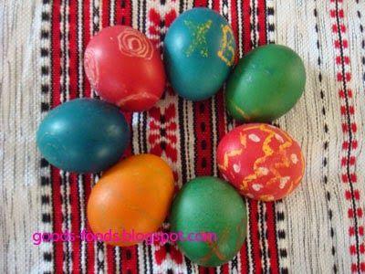 Рецепты вкусной кухни: Как красить яйца к Пасхе: крашенки своими руками