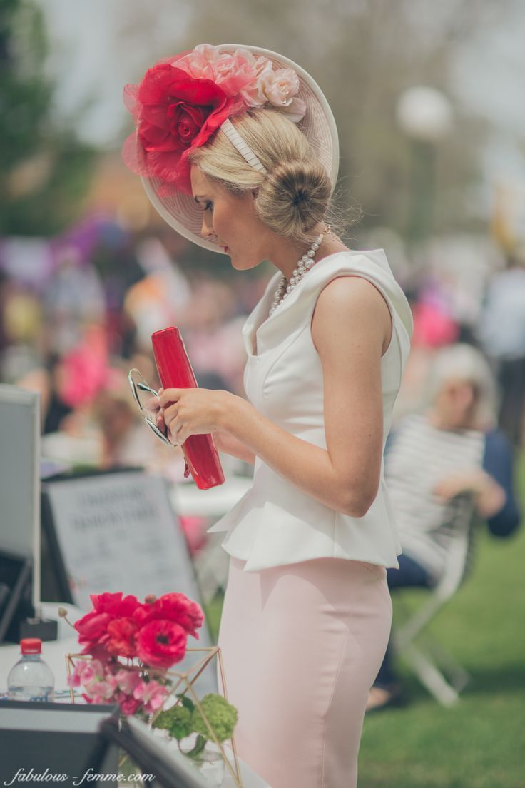 Melbourne Cup Fashion // From Gold Blog