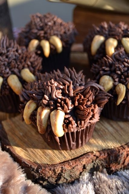 Bear Paw Cupcakes                                                                                                                                                                                 More