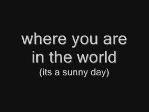Roger Taylor - Sunny Day (Lyrics)