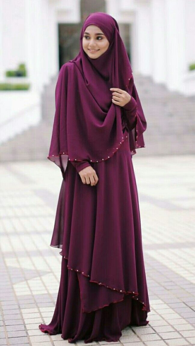 17 Best Ideas About Muslim Dress On Pinterest Hijab Dress Couture And Hijab Fashion