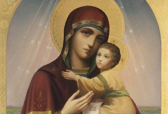 Παναγία Ιεροσολυμίτισσα : Η Παναγία με φωνάζει!  (Αληθινή Ιστορία)
