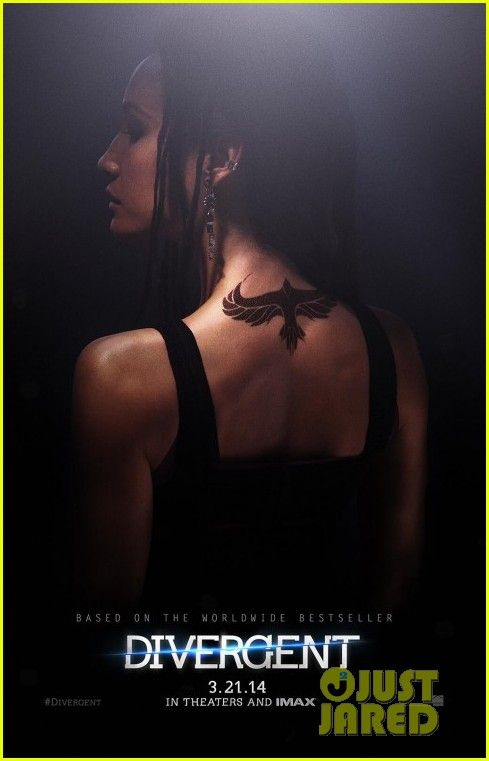 Shailene Woodley: New 'Divergent' Posters Released!   shailene woodley new divergent posters revealed 02 - Photo