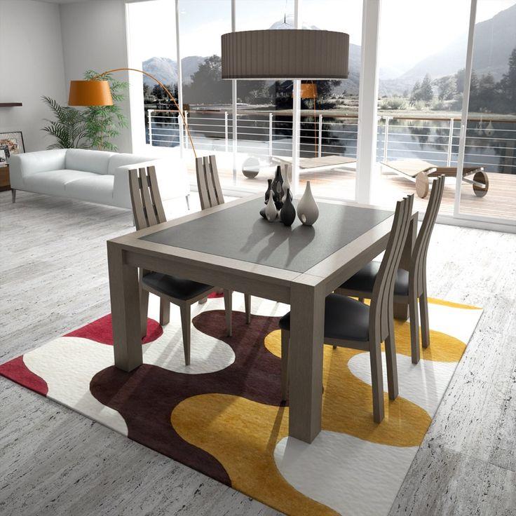 table tradition chaleur et paisseur du bois cr ation ernest m nard france ernest des. Black Bedroom Furniture Sets. Home Design Ideas