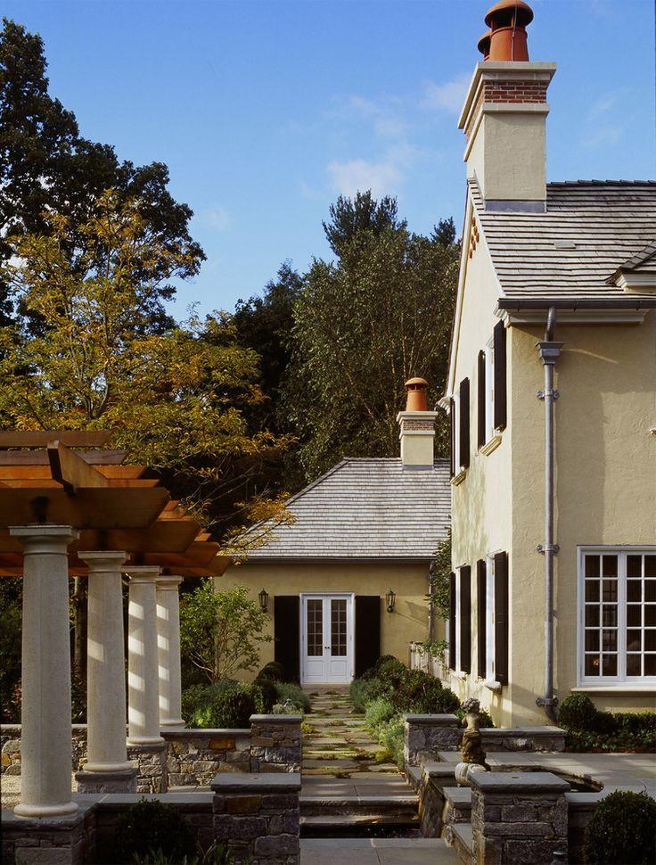 Peter Zimmerman Architects   New House, Villanova, PA