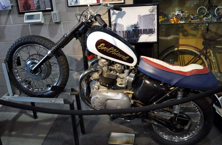 Harley Davidson Xl1000 Used Evel Knievel Viva Motorbike: 17 Best Images About Evel On Pinterest