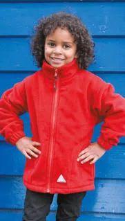 Kids Fleece Jacket - http://www.reklaamkingitus.com/et/laste-pusad-jakid/70050/Kids+Fleece+Jacket-PRFR001673.html