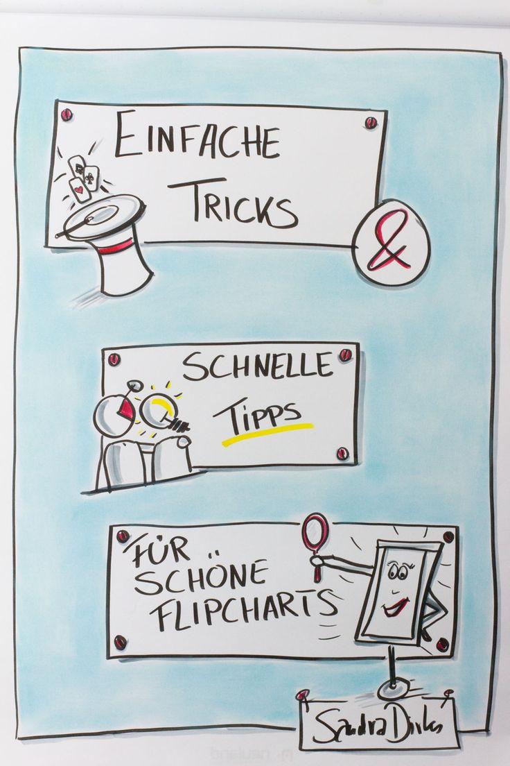 apprenti » Einfache Tipps & schnelle Tricks für g***e Flipcharts – Online-Videokurs