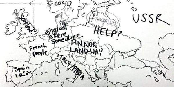 Sprawdzili znajomość geografii u Amerykanów « Wolne Media