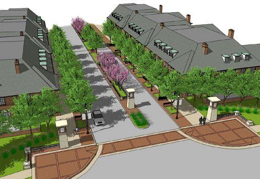 Rooftop Garden Design Architecture Ideas