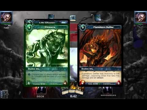 Meltdown Tutorial - Part 2/2 - YouTube  PatJay from Enlisted to Endure Guild plays a game of Shadow Era Meltdown