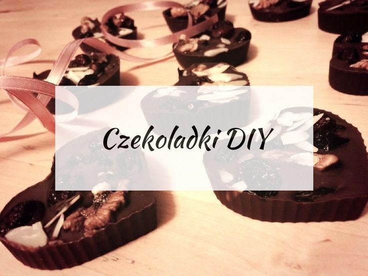 Jak zrobić czekoladki z bakaliami?