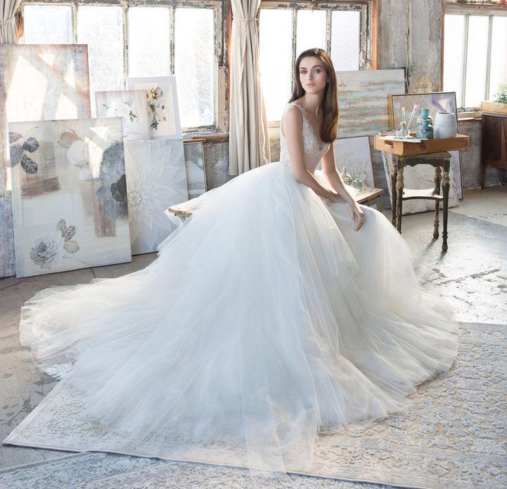 464 best Tara Keely by Lazaro images on Pinterest   Short wedding ...