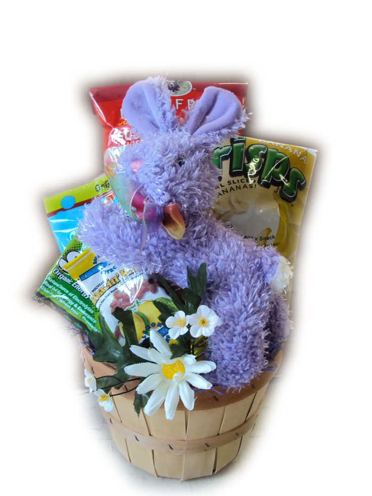 14 best healthy easter basket gift ideas images on pinterest bunny love healthy easter basket for children negle Image collections