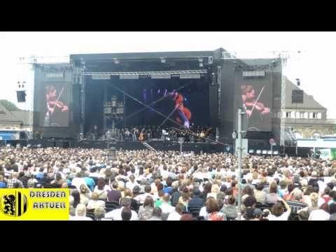 David Garrett - Konzert in Dresden-YouTube