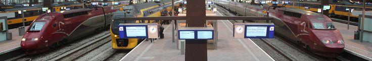Weekend lang treinen voor 15 euro (AH Treinkaartje)
