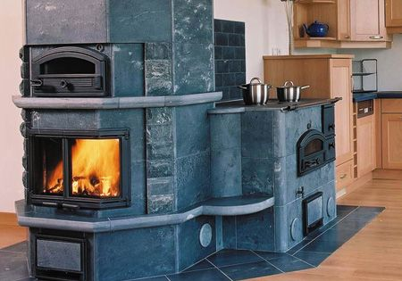 Masonry Stove Plans | 20x17 kitchen but I know that layout is inefficient - Kitchens Forum ...