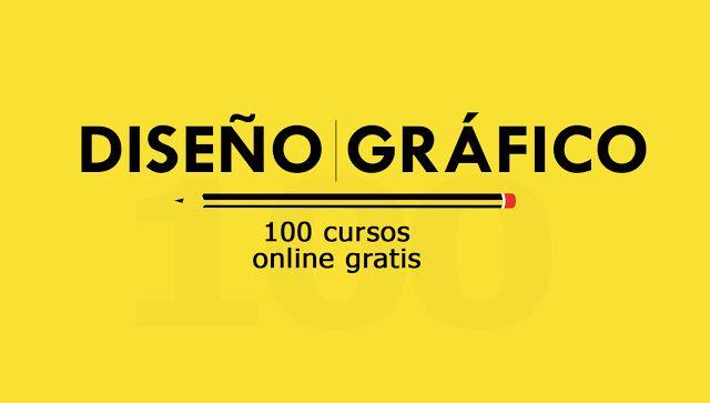 100 cursos online gratis de diseño gráfico | Oye Juanjo!