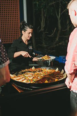 Pacos Paella - Catering Service
