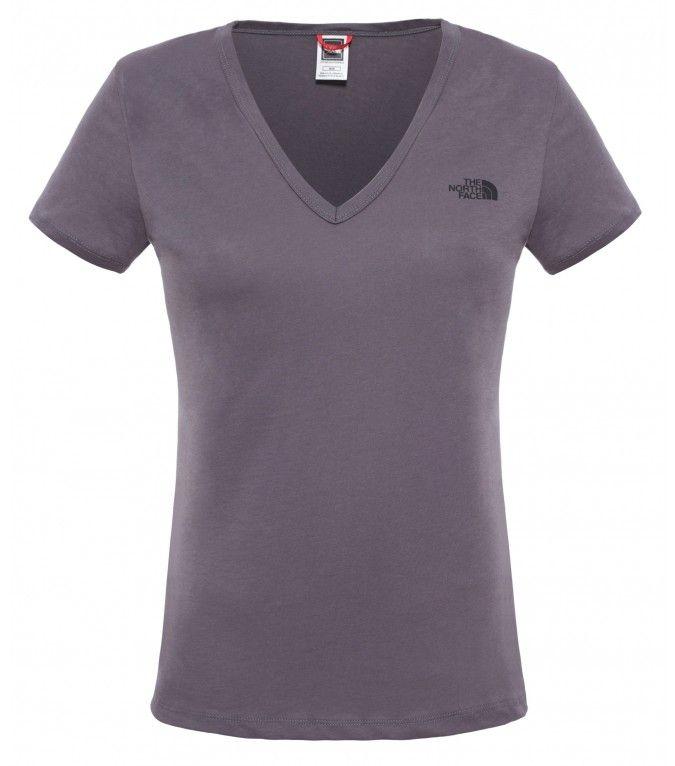The North Face Camiseta para mujer Green