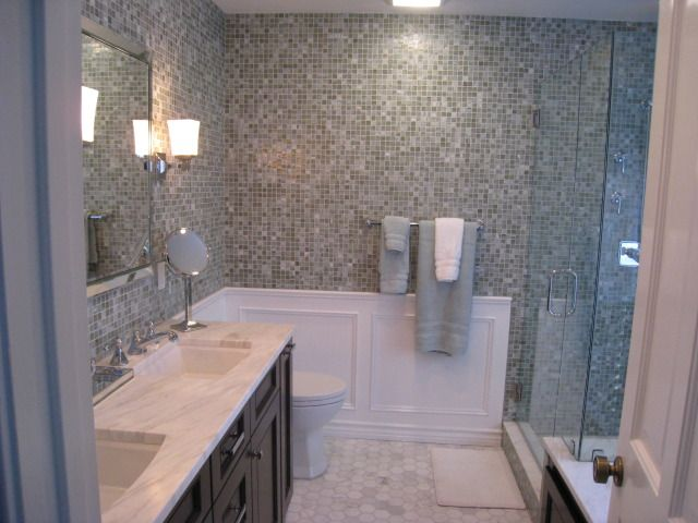 345 best images about home master bathroom on pinterest for Bathroom design 6x7