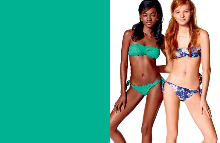 #summer16 #Benetton #woman #man #Undercolors #beachwear #collection #fashion #trend