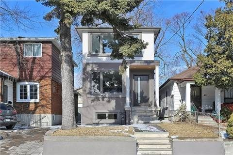 Modern and Fully Custom #Home for #Sale in the #Beaches 38 Beachdale Ave
