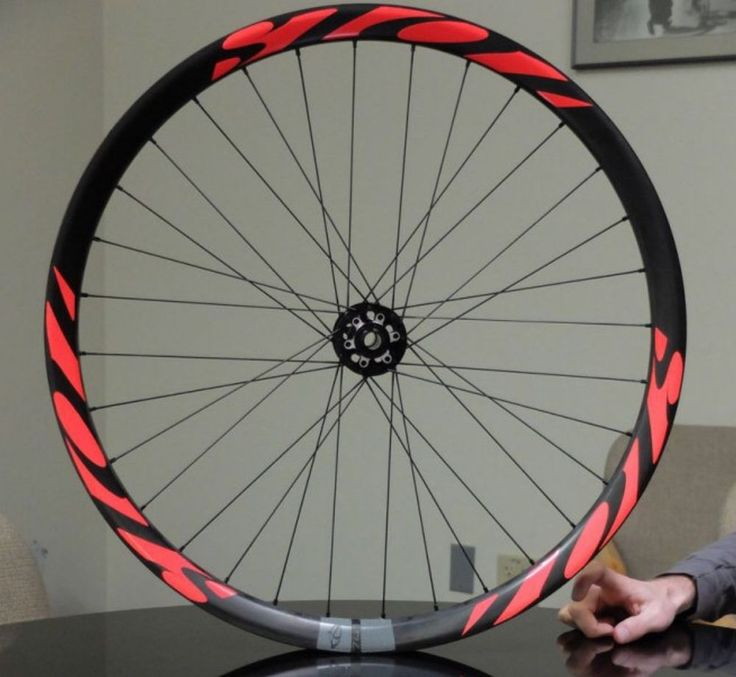 Mountain bike bicycle wheel rim decals for Ibis 741 941 replacement in Gold Meta #Unbranded