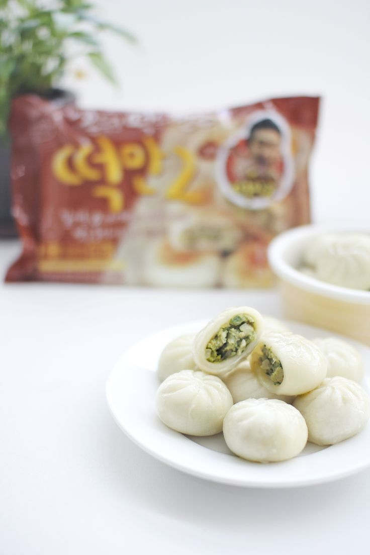Easy chef / Dduck-Man2 Dumpling Package Deisgn For Convenient store