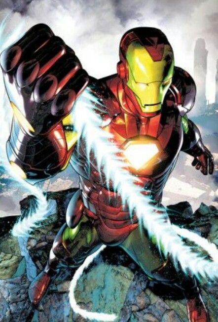 Iron Man vs Whiplash  °°