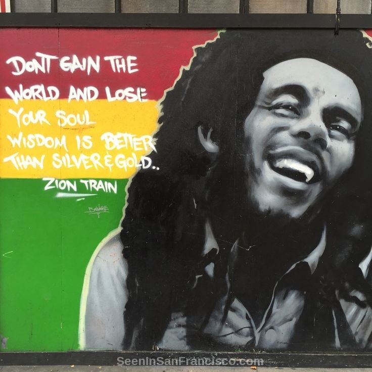37 best images about haight ashbury on pinterest summer for Bob marley mural san francisco