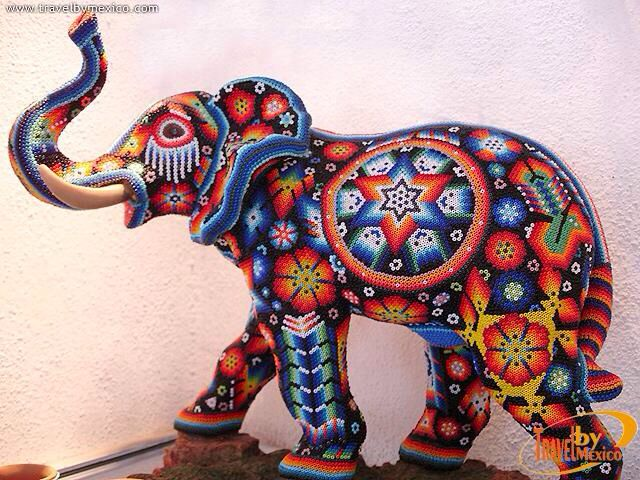 Elefante huichol