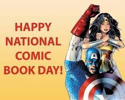 IN THE KNOW WITH RO: NATIONAL COMIC BOOK DAY & SOME OTHER STUFF