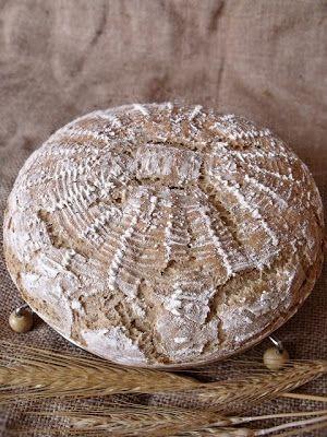 Citromhab: Bajor rozsos kenyér