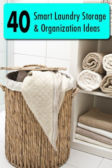 Stay on top of your laundry with these great tips!